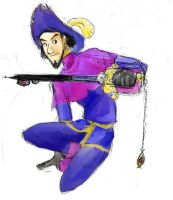 Heartblade Clopin by jameson9101322