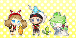 ORAS Mini Chibis by CthulhuFruitLoops