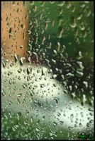 drops of rain by unable2giveadamn