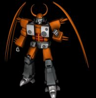 Unicron by wizardofosmond