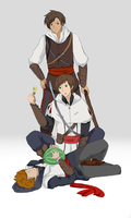 Assassin's Creed OCs: Breaky by Putobingka