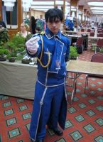 Roy mustang! by Gidanun