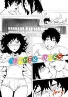 Summer Wars Doujin by zeinzhiro98