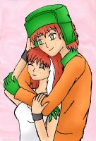 SP Couples: Kyle and Charity by Avi-Ayuni