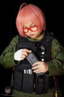 Military! Mirai - Beyond the Boundary 1-5 by faramon