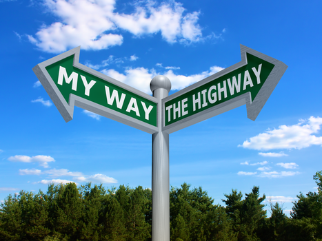 My Way or the Highway by shanedk