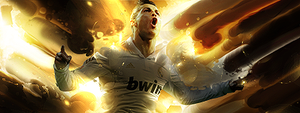 Cr7 Smudge by Griimmjow