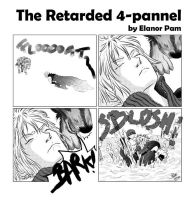 The retarded 4-pannel by elanor-pam