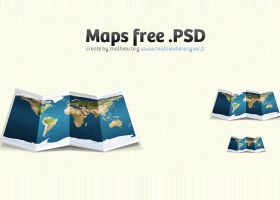 Maps free PSD by findfreepsd