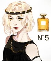 Perfume Princess, No5 by 253421