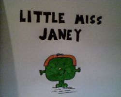 Little Miss Janey by michaelritchie200