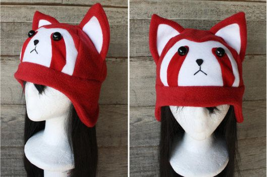 Pabu Fire Ferret Hat by akiseo