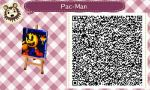 AC: New Leaf QR Code: Pac-Man by GamefreakDX