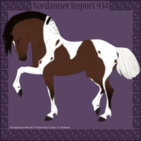 Nordanner Design 934 by BlueLadyAces