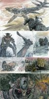 Shadow of the Colossus by Malicious-Monkey
