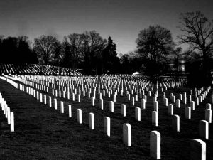 arlington cemetary by LAwesome