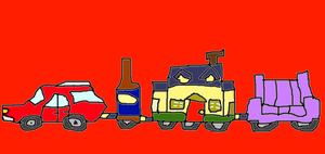 Christmas Trains 22 by conlimic000