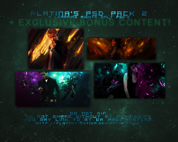 Platina's Psd Pack 2 by Platinification