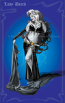 Lady Death (Beledi Series) by ValerieJB
