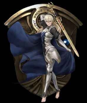Corrin - Fire Emblem Warriors by SondowverDarKRose