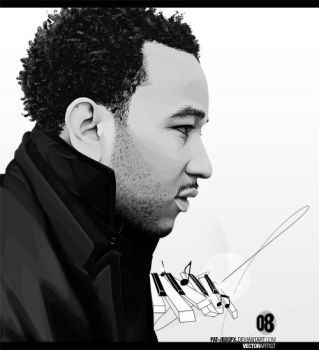 John Legend - dA ID '08 by fat-jedgfx