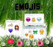 +New Emojis by WonderDreamer1