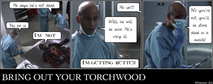 Bring out your Torchwood by truemouse