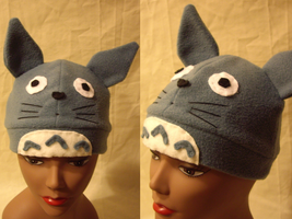 Totoro Hat by FleeceMonster