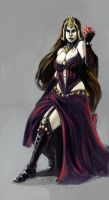 Liliana Phase One by the-murdellicious