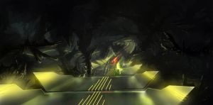 split the road/underground 2 by biniolthezebr