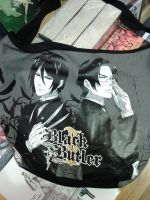 Black Butler II Handbag by HinataFox790