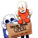 Open requests (CLOSED) always open on tumblr tho! by Shinji-shampoo