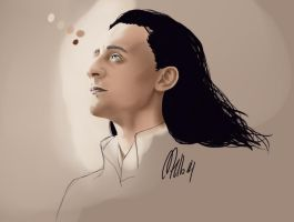 Another Loki (WIP) by MellorianJ