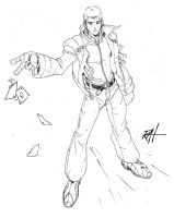 Gambit Redesigned by RAHeight2002-2012