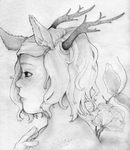 Deer Girl by The-Noodles