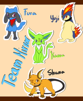 Card Commie: Team Mirror by CrispyCh0colate