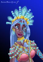 Royal Jewels: KIDA by MissMikopete