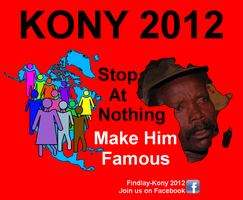 Kony 2012 Stop At Nothing by Holly-Sandy