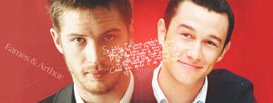 Eames and Arthur - BANNER by FirstTimeLady