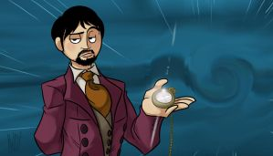 Phelous - 8th Doctor Moments by AndrewDickman