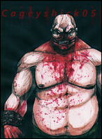Outlast: Chris Walker by Cageyshick05