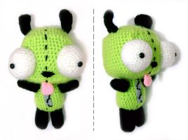 Gir Amigurumi by vrlovecats