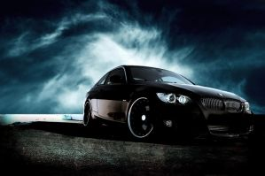 BMW 335i coupe by tazwaraz