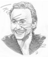Tom Hiddleston by Freaky-chan