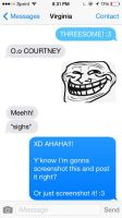 Hehe. I'm funny! :3 by Codylicious13