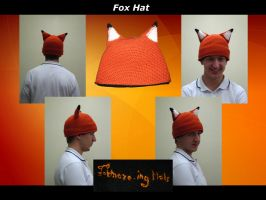 Amaze-ing Fox Amoore Hat Part1 by Amaze-ingHats