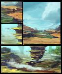 Sketches 04-07-13 by Long-Pham