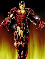 Iron man by MrStevenTaylor