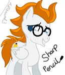 A Sharp 'Pencil' he is by Maddysu86