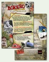 Borneo Flyer by chezoon